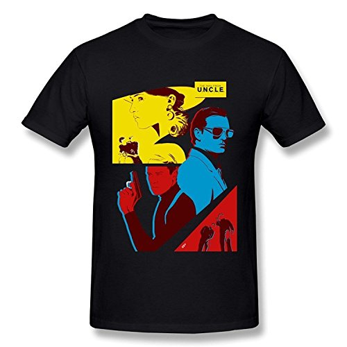 Used, WunoD Men's The Man From U.N.C.L.E T-shirt Size XL for sale  Delivered anywhere in USA