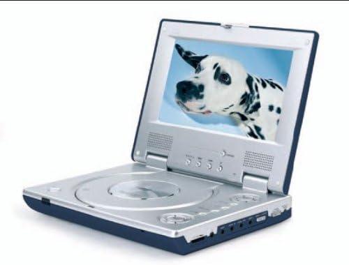 Karcher Blu S 5 18 Tragbarer Dvd Player Mit Dvb T Blau Elektronik