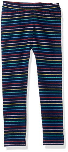 - Gymboree Girls' Big Leggings, Rainbow Stripe 3T
