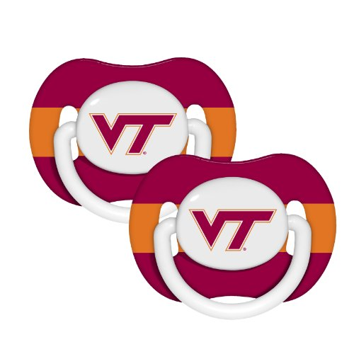 NCAA Virginia Tech Hokies Pacifier