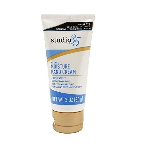 Studio 35 Intense Moisture Hand Cream 3.0oz.