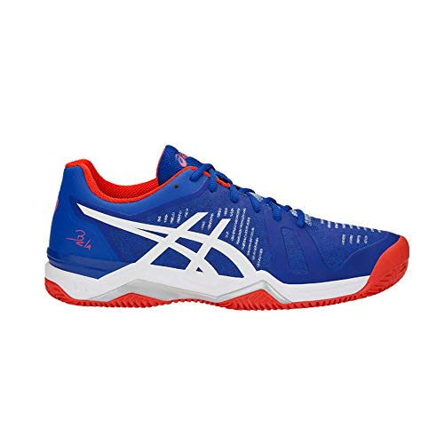 blanco Asics Gel 6 Azul bela Chaussures Sg q68n0v7