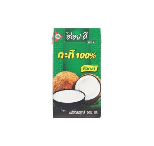 aroy d coconut juice - 3