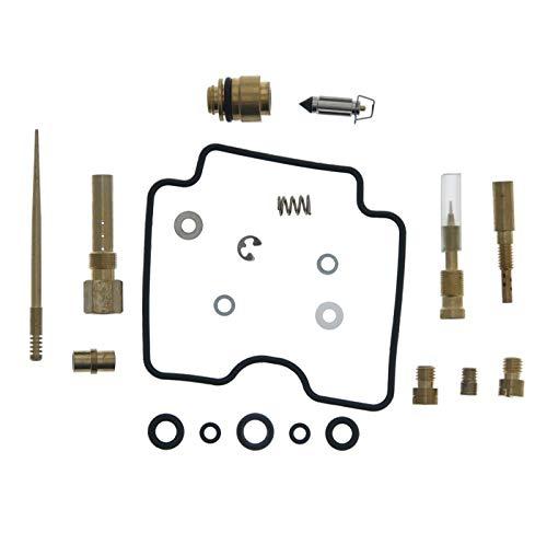 Race Driven OEM Replacement Carburetor Rebuild Repair Kit Carb Kit for Yamaha Big Bear 400 YFM400