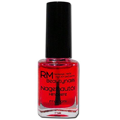 RM Beautynails Nagelöl Nagelhautpflegeöl Nagelhautöl Duft: Himbeere