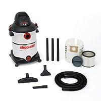 Lowes.com deals on Shop-Vac 12-Gallon 6-Peak HP Shop Vacuum