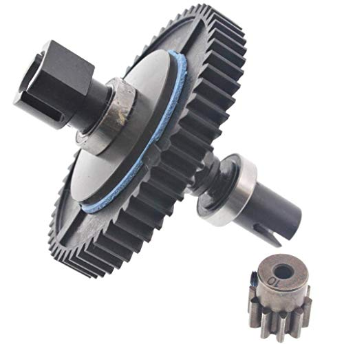 HPI 1/10 Bullet MT ST Flux SPUR GEAR, BEARINGS, SLIPPER CLUTCH & PINION GEAR by HPI Racing