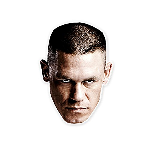 Angry John Cena Mask - Perfect for Halloween, Masquerade, Parties, Events, Festivals, Concerts - Jumbo Size Waterproof