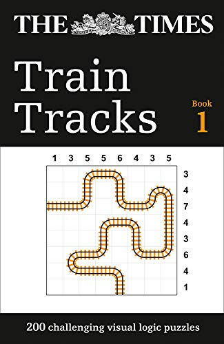 Pdf Humor The Times Train Tracks: 200 Challenging Visual Logic Puzzles