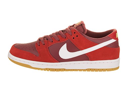 Dunk cedar White Pro Low Nike Uomo Scarpe Red Track da Iw Skateboard PFdxwp