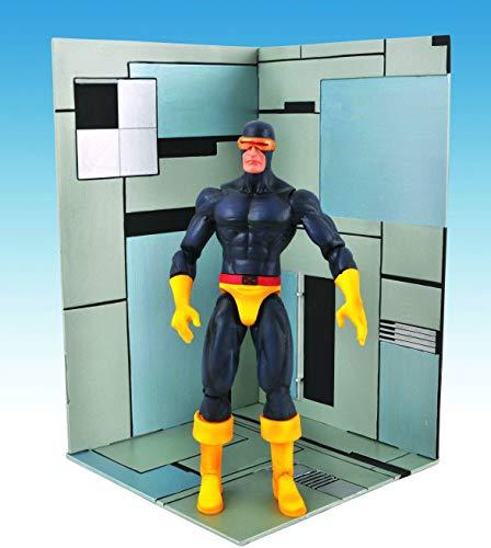 Marvel Select: Cyclops Action Figure (Diamond Select Marvel Select Colossus Action Figure)