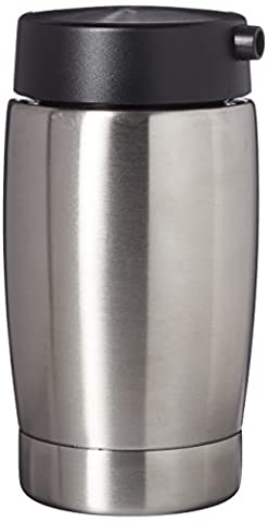 Jura 68166 14-Ounce Stainless Milk Container with Lid - Jura Capresso Thermal Milk Container