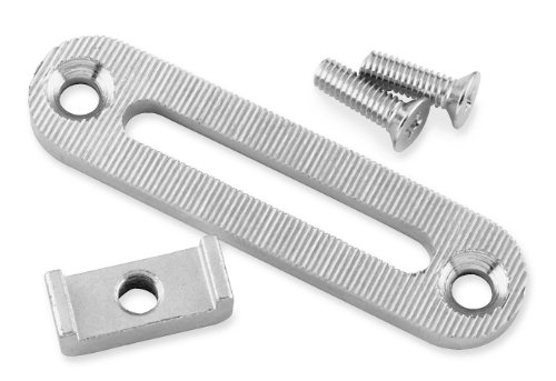 Bikers Choice Primary Chain Adjuster Plate Kit for Harley Davidson Big (Primary Chain Adjuster Kit)