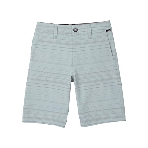 Volcom Big Boys' Frickin SNT Mix 18'' Hybrid 4 Way Stretch Short, Lead, 28 by Volcom