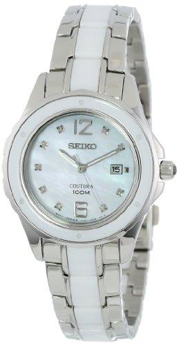 Seiko Women's SXDE85 Analog Japanese-Quartz Two Tone Watch