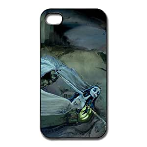 Corpse Bride Perfect-Fit Case Cover For IPhone 4/4s - Holidays Cover