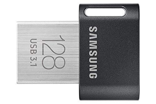 PC Hardware : Samsung MUF-128AB/AM FIT Plus 128GB - 300MB/s USB 3.1 Flash Drive