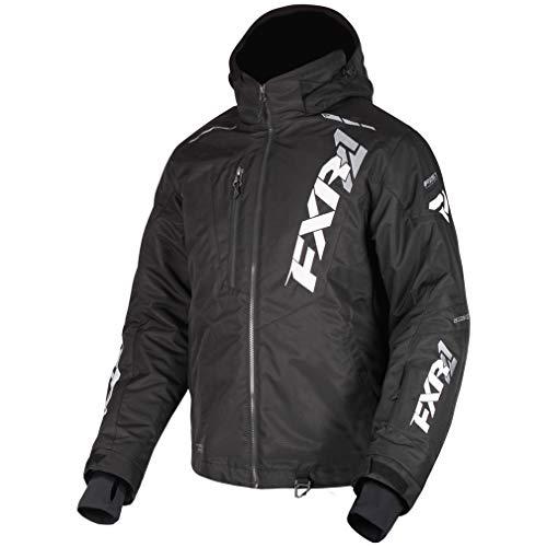 FXR Mens Mission FX Jacket (Black, 3X-Large)