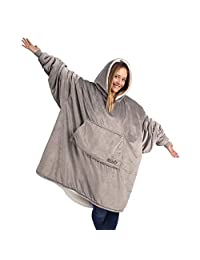 THE COMFY: Original Blanket Sweatshirt, Seen on Shark Tank, Hoodie, Many Colors
