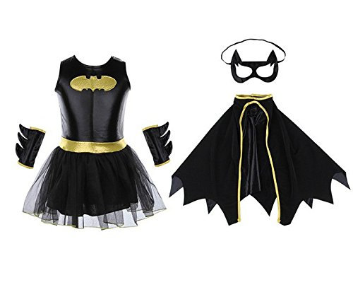 P&M C (Girls Superhero Dress)