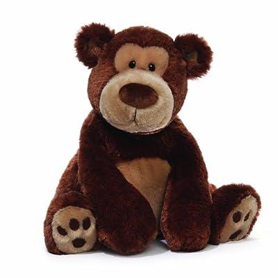 GUND Bennie Brown Bear Plush