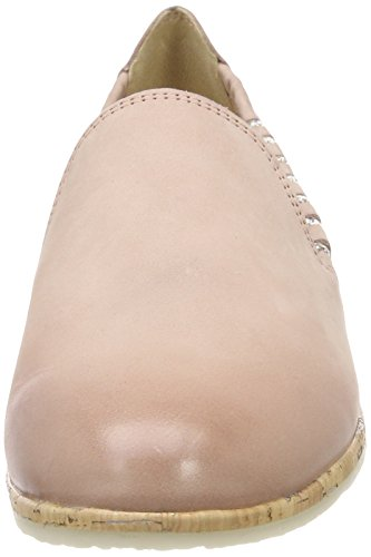 Marco Tozzi Premio 24212 Damen Slipper Pink (Rose)