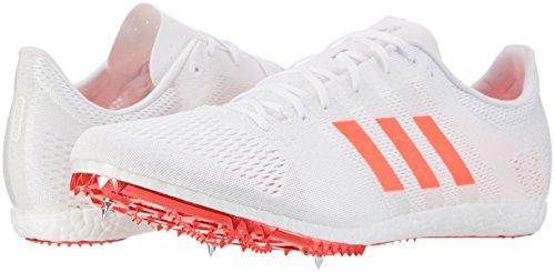 Adulto Avanti Da solar Unisex Metallic Red White Adizero Bianco Adidas silver footwear Scarpe Running Trail wq0WSf