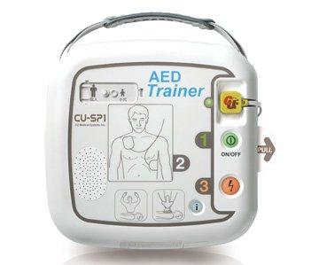 【訓練用】AEDトレーナー CU-SPT CUメディカル CPR心肺蘇生訓練用   B0781QRWDY