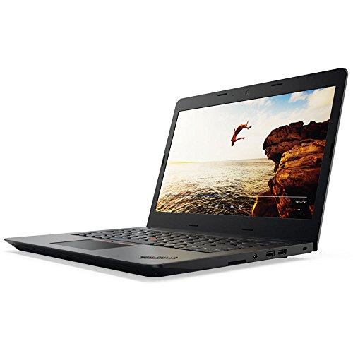 Lenovo ThinkPad E470 14 inch High Performance Business laptop, 256GB SSD, Intel Core i5-6200u 2.30 GHz, 8 GB DDR4, 802.11ac WiFi, HDMI, Bluetooth 4.1, Gigabit LAN, Fingerprint reader, Win 7 Pro (E470)