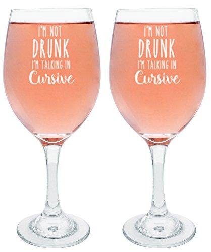 Glasses Talking Cursive Sister Friend