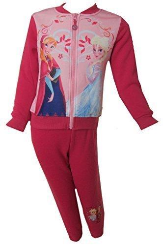 Disney - Chándal - para niña kirschrot 104 : Amazon.es: Ropa y ...