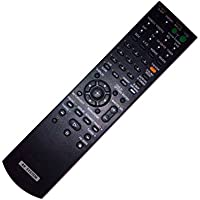 Replaced Remote Control for Sony RM-AAU027 RM-AAU021 HTSS2300/C STRDG520 HT7200DH Home Theater Audio/Video Receiver AV System