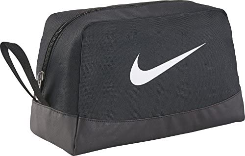 Nike Swoosh Toiletry Black White product image