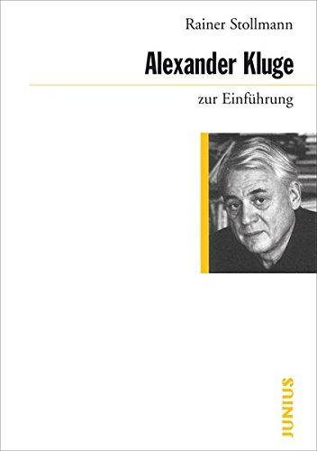 Alexander Kluge zur Einführung