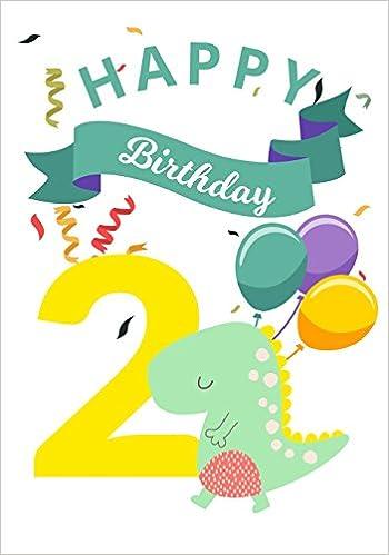 Happy Birthday 2 Keepsake Journal Notebook Space For Best Wishes Messages Doodling Amazonde Dartan Creations Fremdsprachige Bucher