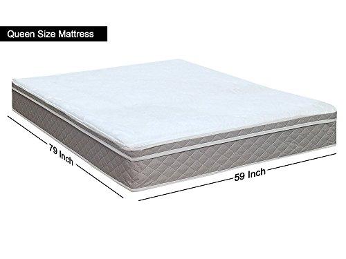 Continental Sleep 4400-5/0-2 9-inch Mattress Queen Size