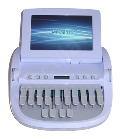 Stenograph® Diamante® w/accessories & 1 year warranty - Steno Machine