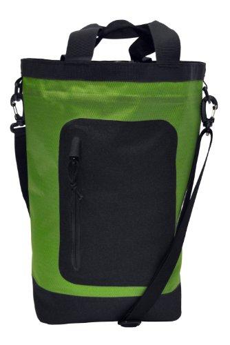 Duffel Seattle Hydralight Sports - Seattle Sports Hydralight PVC Free 3-Roll Tote Bag, Small, Green