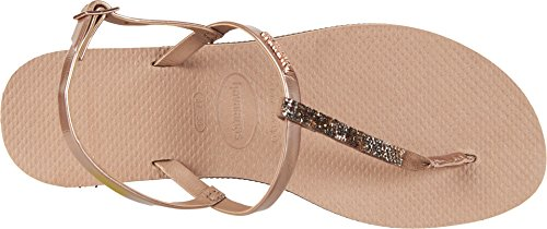 Havaianas You Womens Sandals Gold Crystal Riviera Rose pqPxpAFw