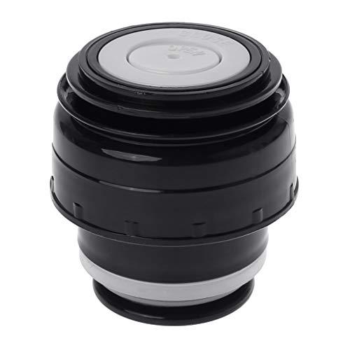 wentingZWT Botella isotermica, taza de cafe movil, 4,5 cm, tapa para termo, funda portatil, universal