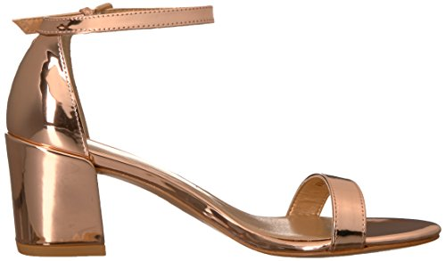 Stuart Heeled Simple Women's Sandal Beige Weitzman rC1qpFr