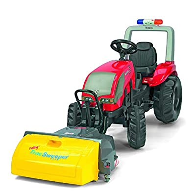 rolly toys 409709 Franz Cutter Road Sweeper: Toys & Games
