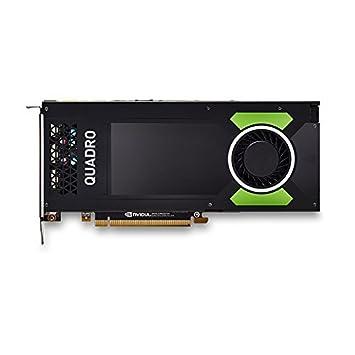 HP NVIDIA Quadro P4000 8 GB GDDR5 - Tarjeta gráfica (Quadro ...