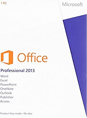 Office Professional 2013 PKC - 1PC/1User