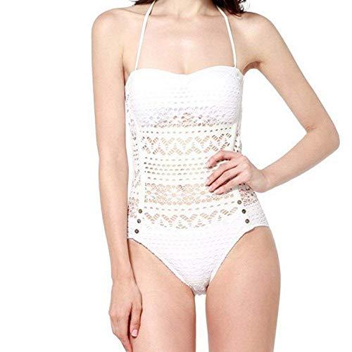 Bikini Bagno Donne In Qiusa Siamese Cava Large Dunhuang Dimensione Pizzo colore Da Bianca Costume Nero Occidentali wAwTqUcp
