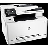 HP Color LaserJet Pro MFP M277dw B3Q11ABGJ Wireless Multifunction Laser Printer, Copier, Scanner, Fax - Up to 19 ppm Black, Up to 19 ppm Color - Up to 600 dpi Black, Up to (Certified Refurbished)