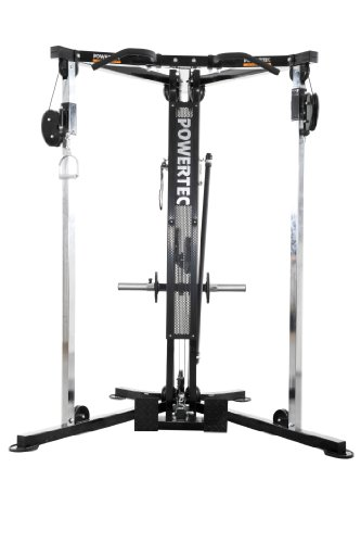 Powertec Fitness Functional Trainer, Yellow Powertec