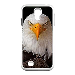American Bald Eagle Customized Cover Case with Hard Shell Protection for SamSung Galaxy S4 I9500 Case lxa#822586 WANGJING JINDA