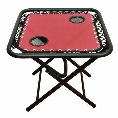 Woodard cm RXTV-1825-XL-RST Folding Side Table