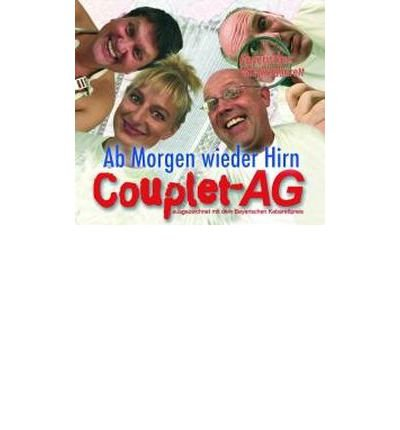 Ab morgen wieder Hirn (CD-Audio)(German) - Common ebook